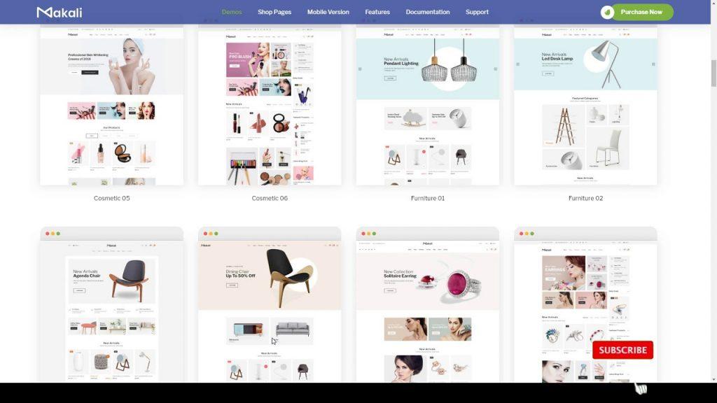Multipurpose Theme for WooCommerce WordPress