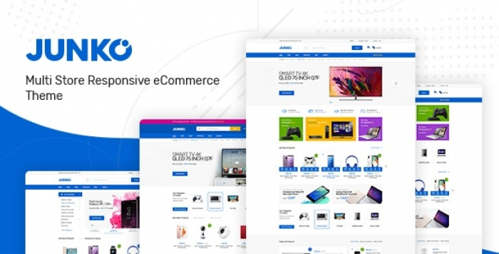 Technology Theme for WooCommerce WordPress