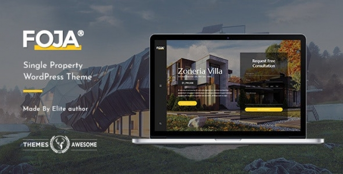 Property WordPress Theme
